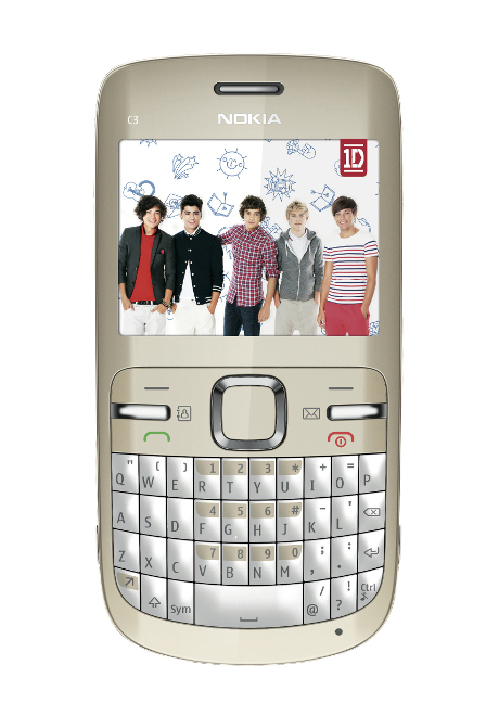 Nokia launch limited edition Mobile phones for pop band One Direction fans