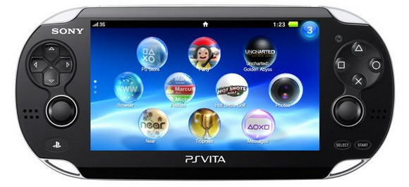 PlayStation Vita Coming to Eurogamer Expo