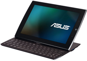 ASUS New Tablet Will be Based on Oak Trail Platform