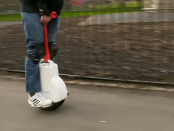 unicycle scooter