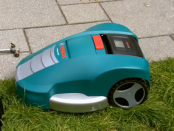 robot lawnmower